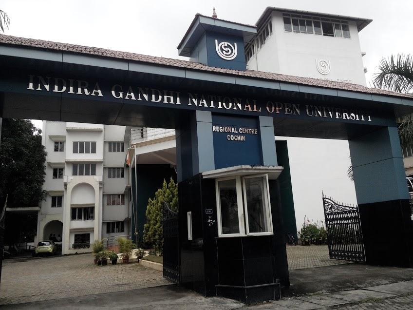 IGNOU Regional Centre, Kochi